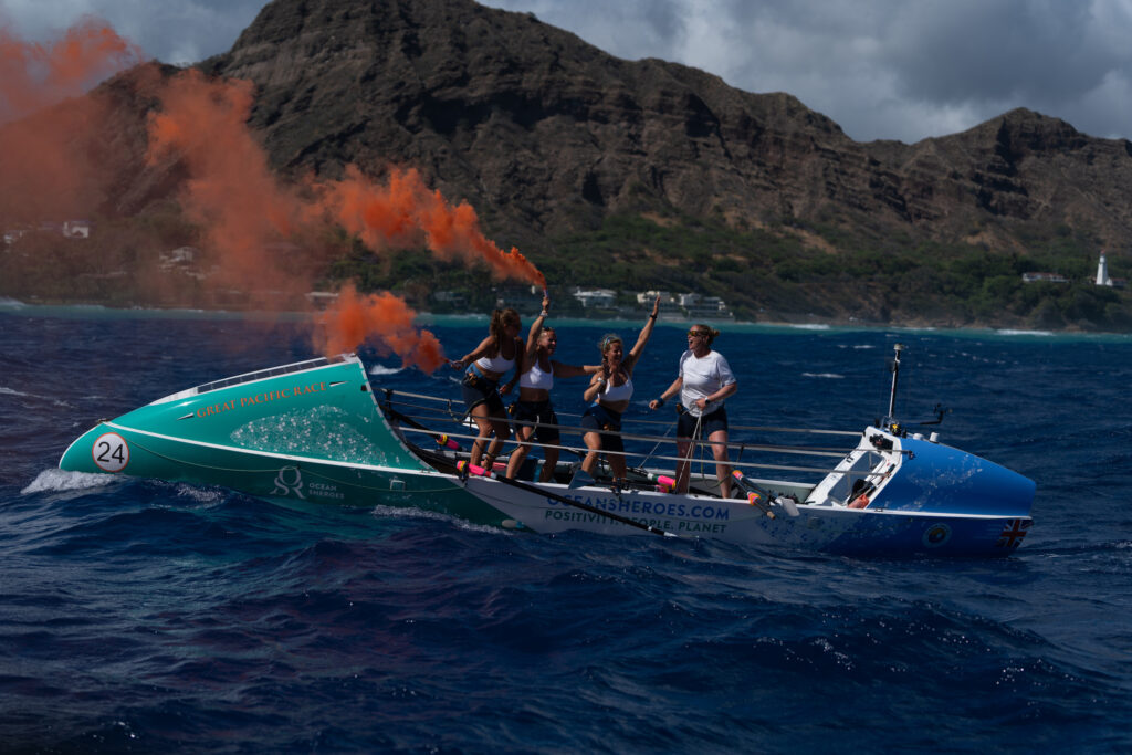Ocean Sheroes GPR 2021 Finish