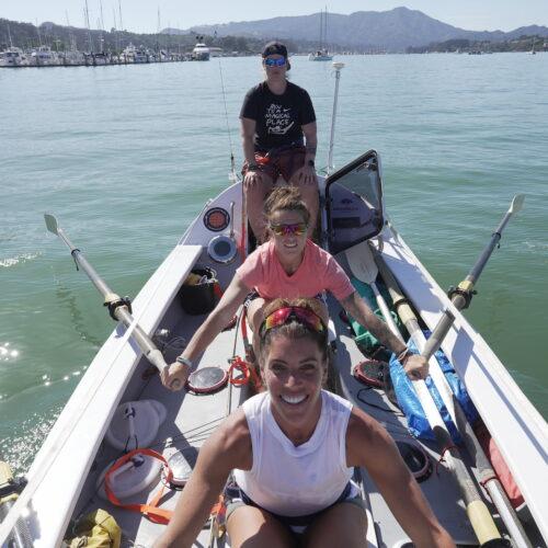 GPR 2021 Girls Who Dare Sausalito boat launch