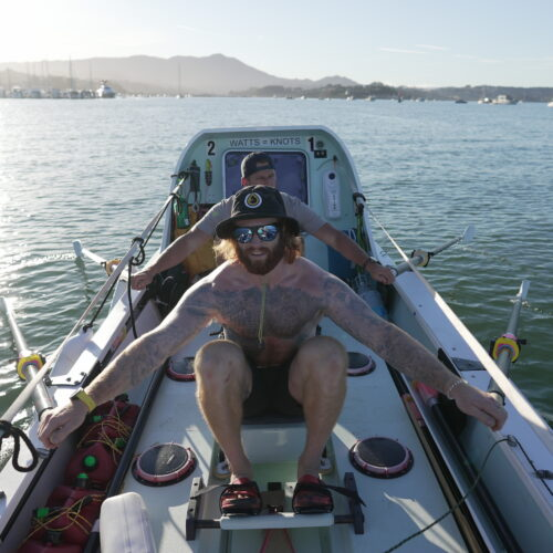 GPR 2021 Latitude 35 Sausalito Boat Launch