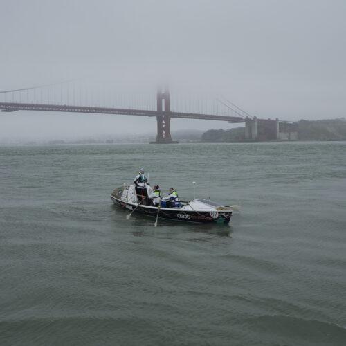 GPR 2021 Girls Who Dare at Golden Gate Bridge