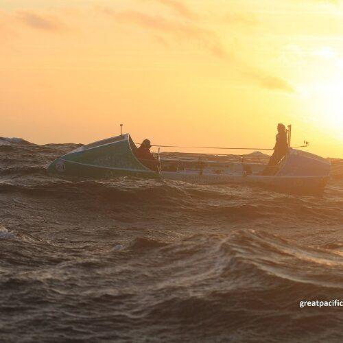 GPR 2021 Ocean Sheroes at sunset